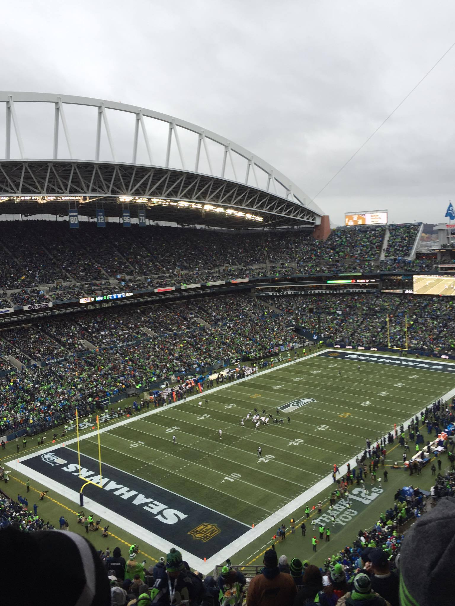 Ada Member Wins Trip To Rams Nfl Game In Seattle During