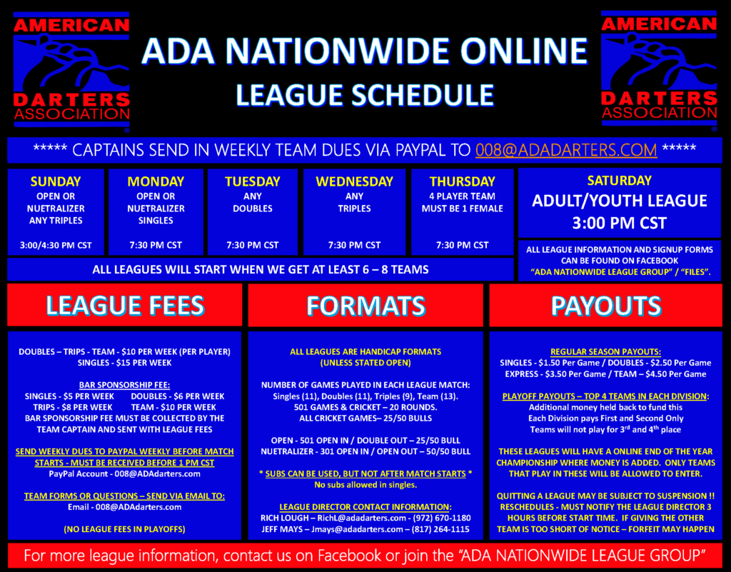 ADA National Tournament